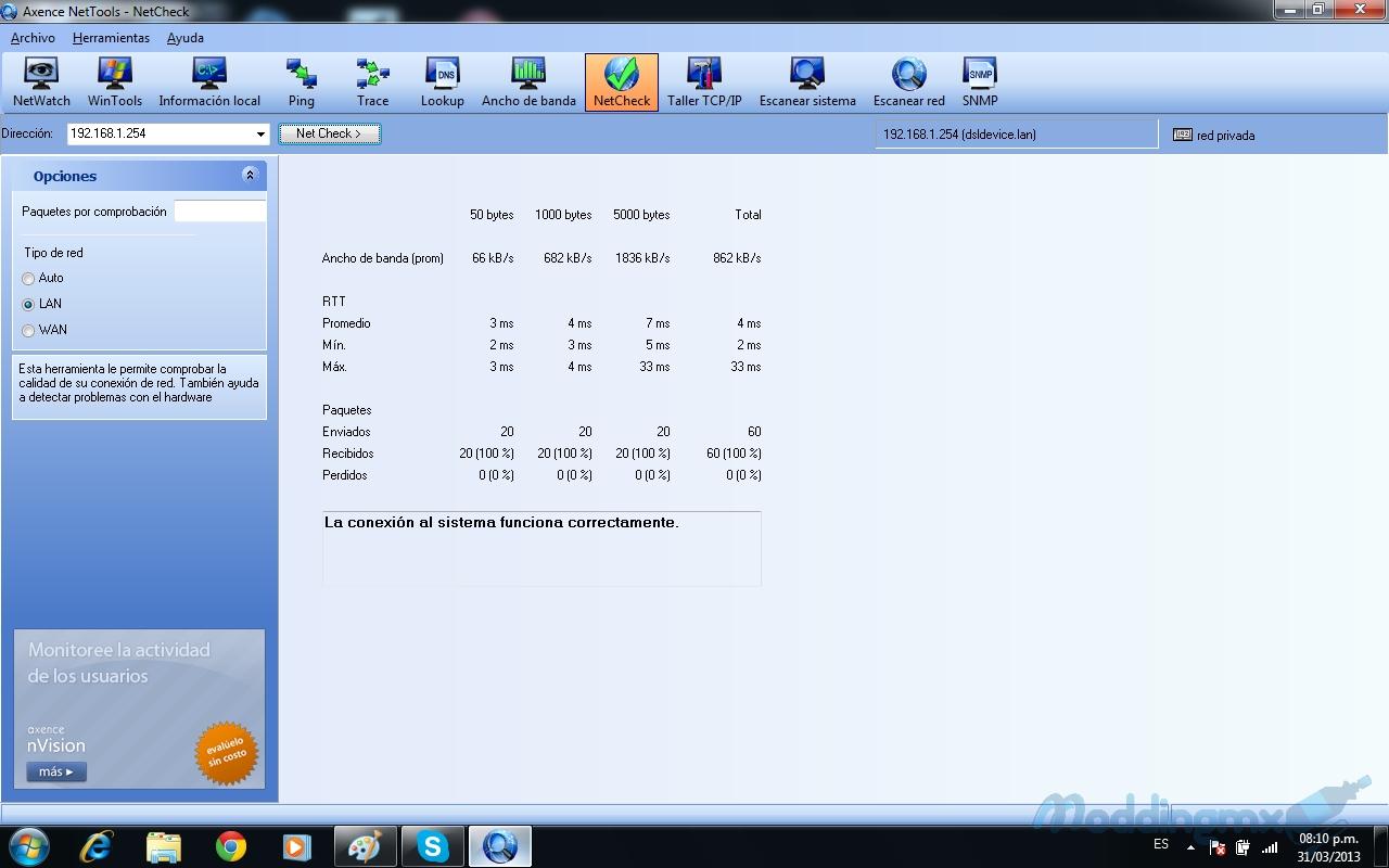 EA-N66 SEÑAL100_ACCESSPOINT_5GHZ