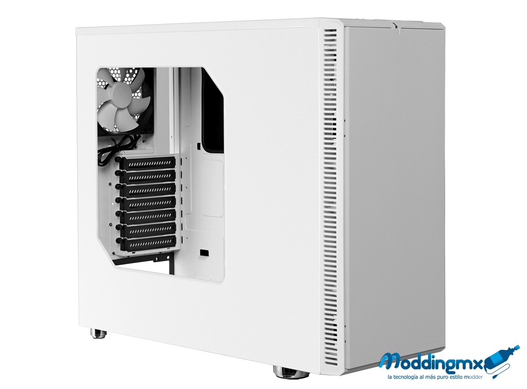 Review - Fractal Design Define R4 Arctic White - HardwaReviews