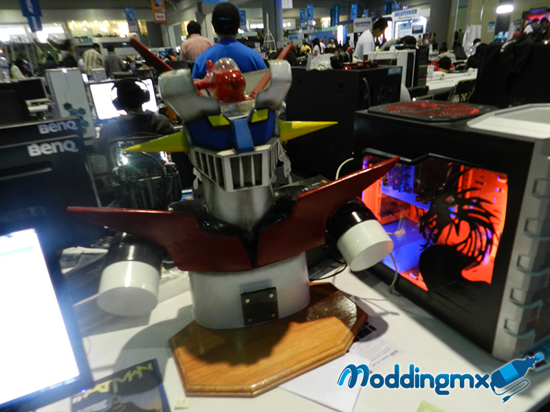 Modding_Campus_party_Mazinger_z_2
