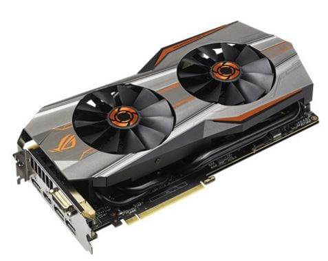 ASUS GeForce GTX 980 Ti Matrix 6 GB
