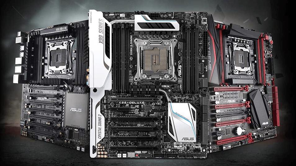 ASUS-X99-BIOS-2 Core i7 serie X