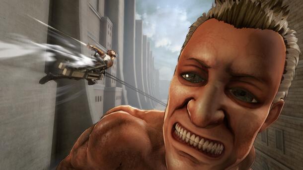 Juego Attack on Titan para PC