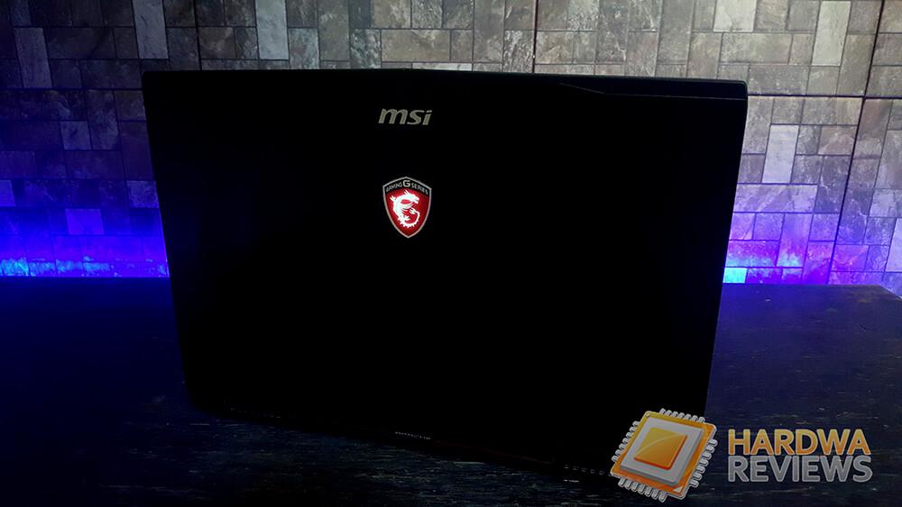 MSI GE62VR Apache Pro