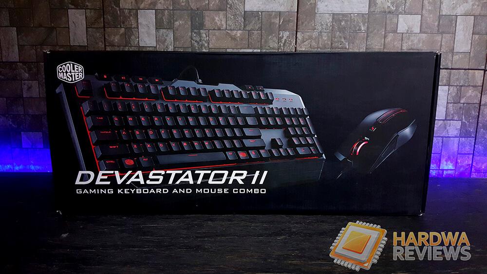 Cooler Master Devastator II LED Gaming