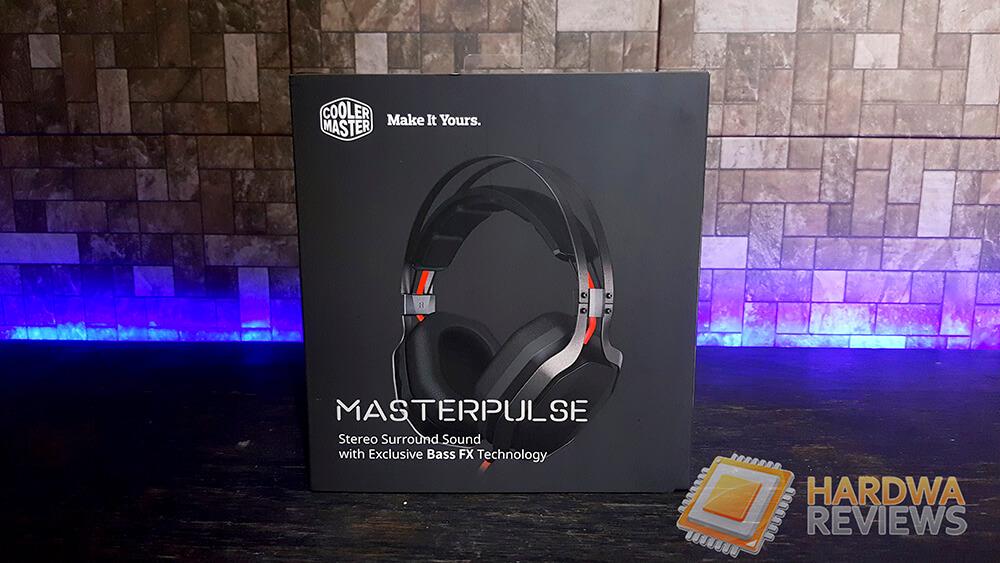 Cooler Master MasterPulse Bass FX