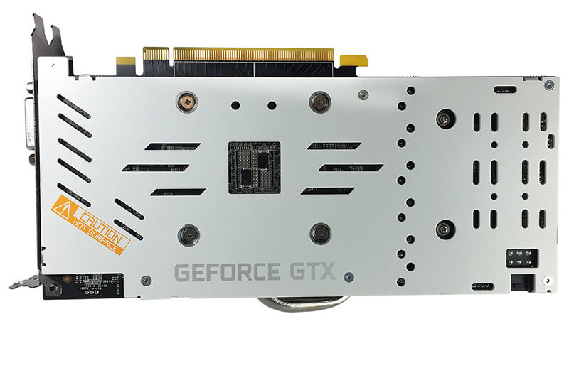 GALAX GeForce GTX 1060 6GB EXOC White Edition
