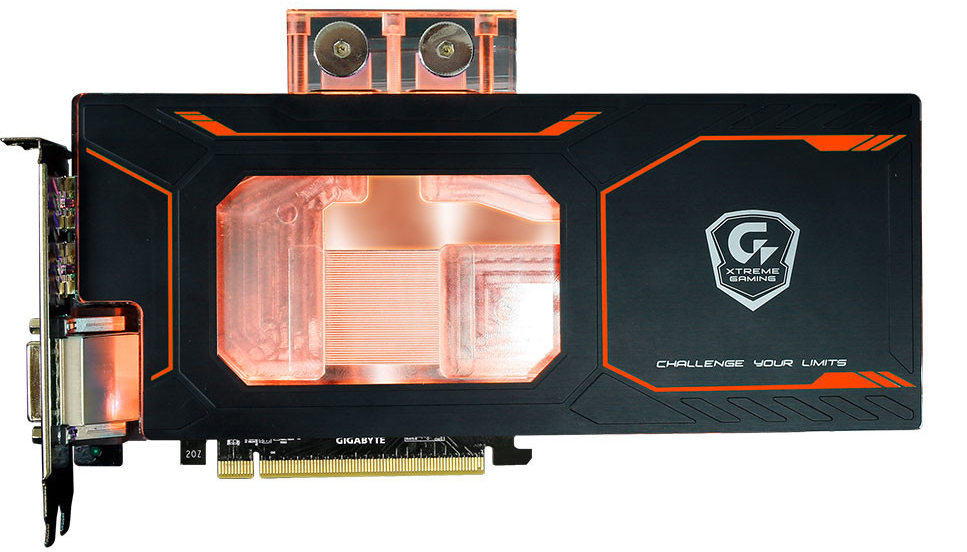 Gigabyte GeForce GTX 1080 Xtreme Gaming WaterForce WB
