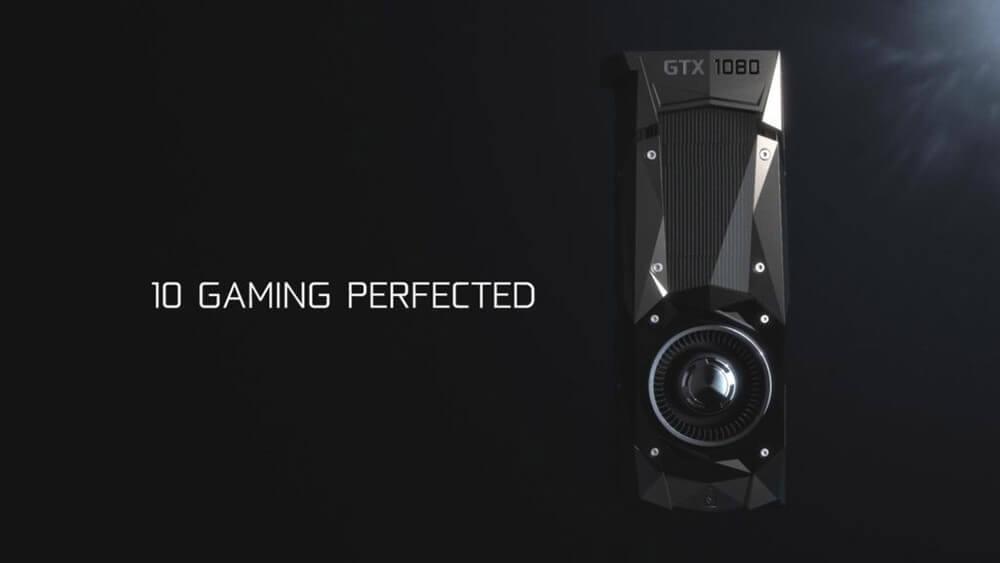 NVIDIA GeForce GTX1080Ti