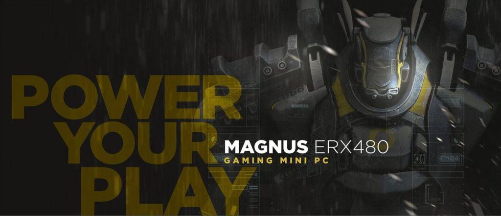 MAGNUS ERX480