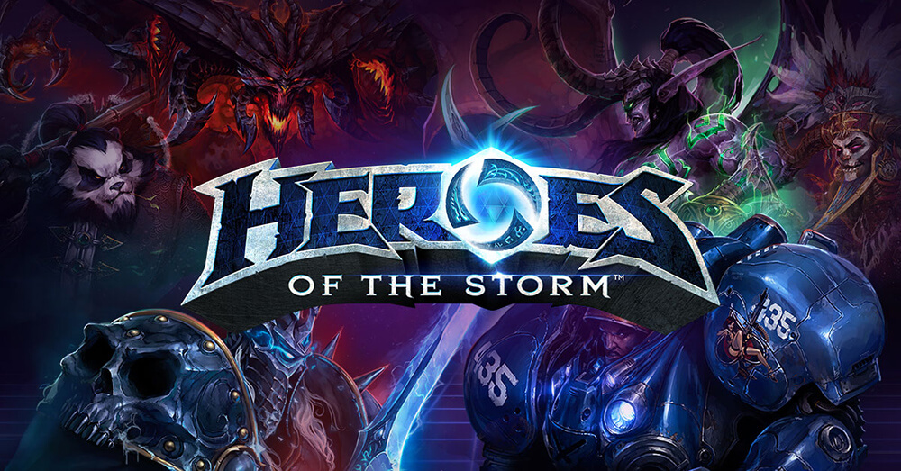 Blizzard Heroes of the storm