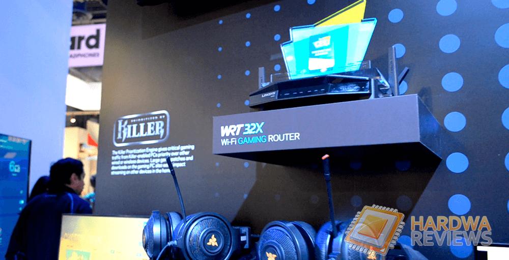 Linksys Royter Gamers WRT32X