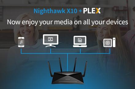 Nighthawk X10
