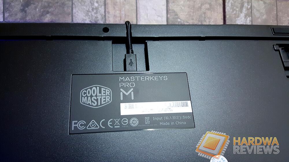 Cooler Master MasterKeys Pro M