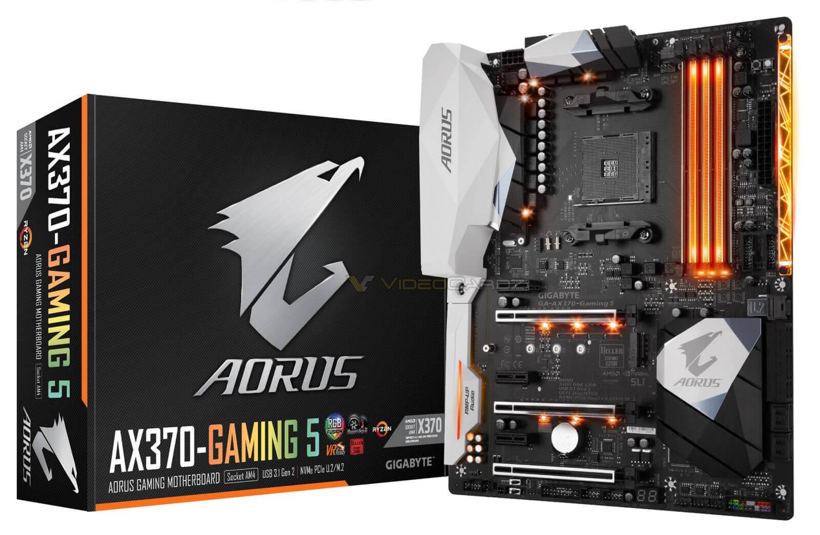 X370 AMD Ryzen