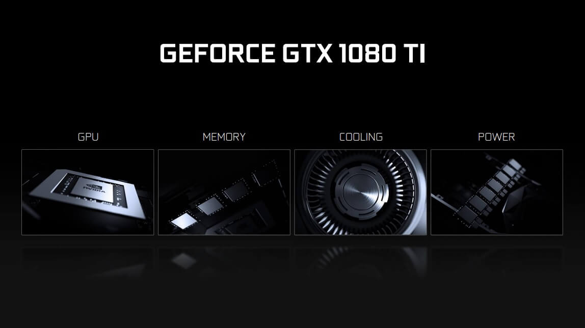 NVIDIA GeForce GTX1080Ti