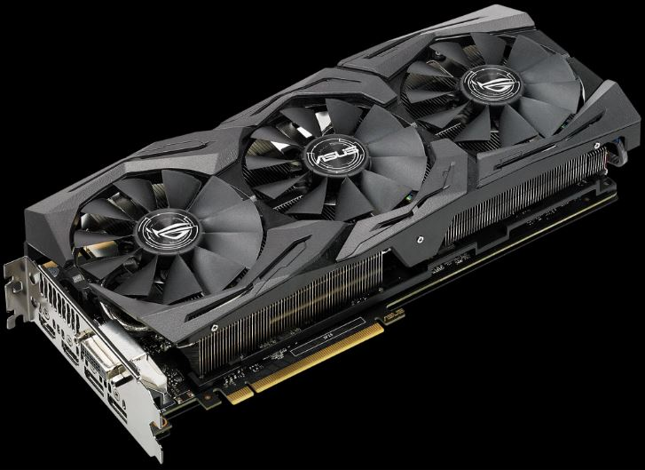 ROG Strix GeForce GTX 1080 Ti OC