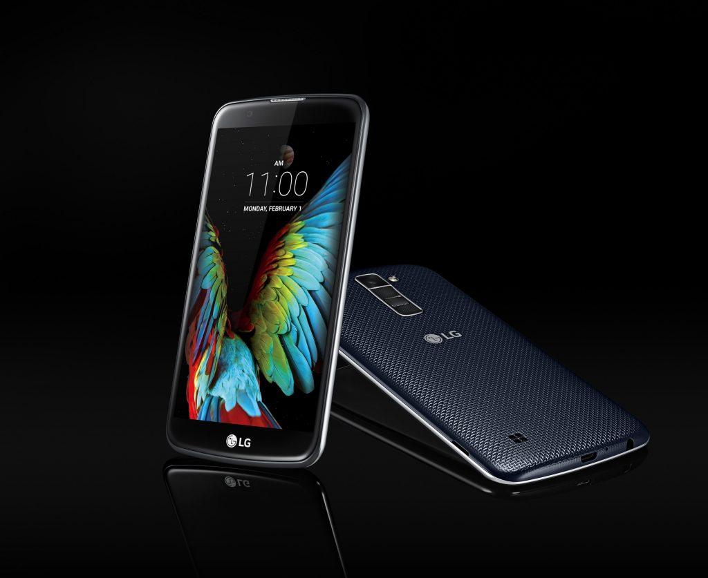 LG Stylus 3 y LG K10