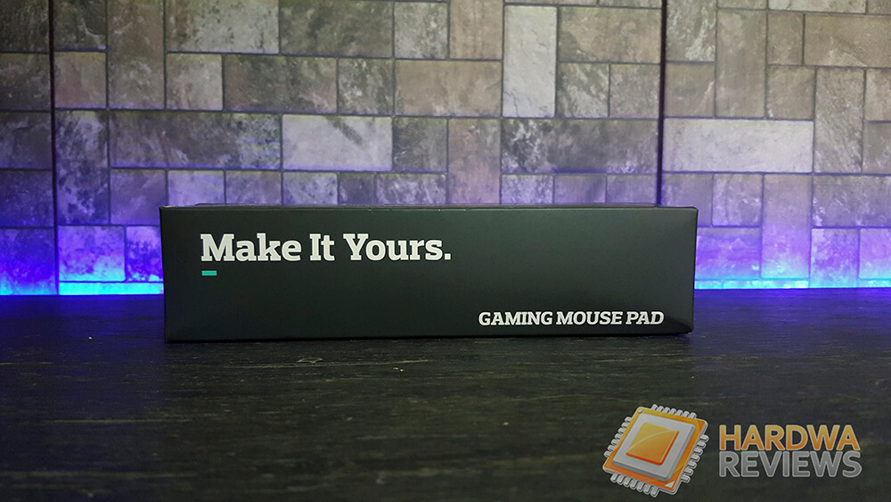 "Review - Cooler Master Gaming Mouse Pad ""Make It Yours"""