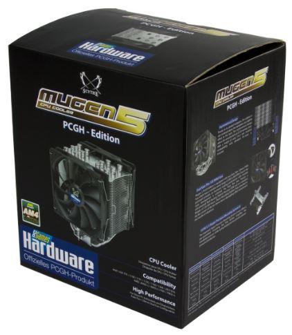 Mugen 5 CPU Cooler Edición PCGH