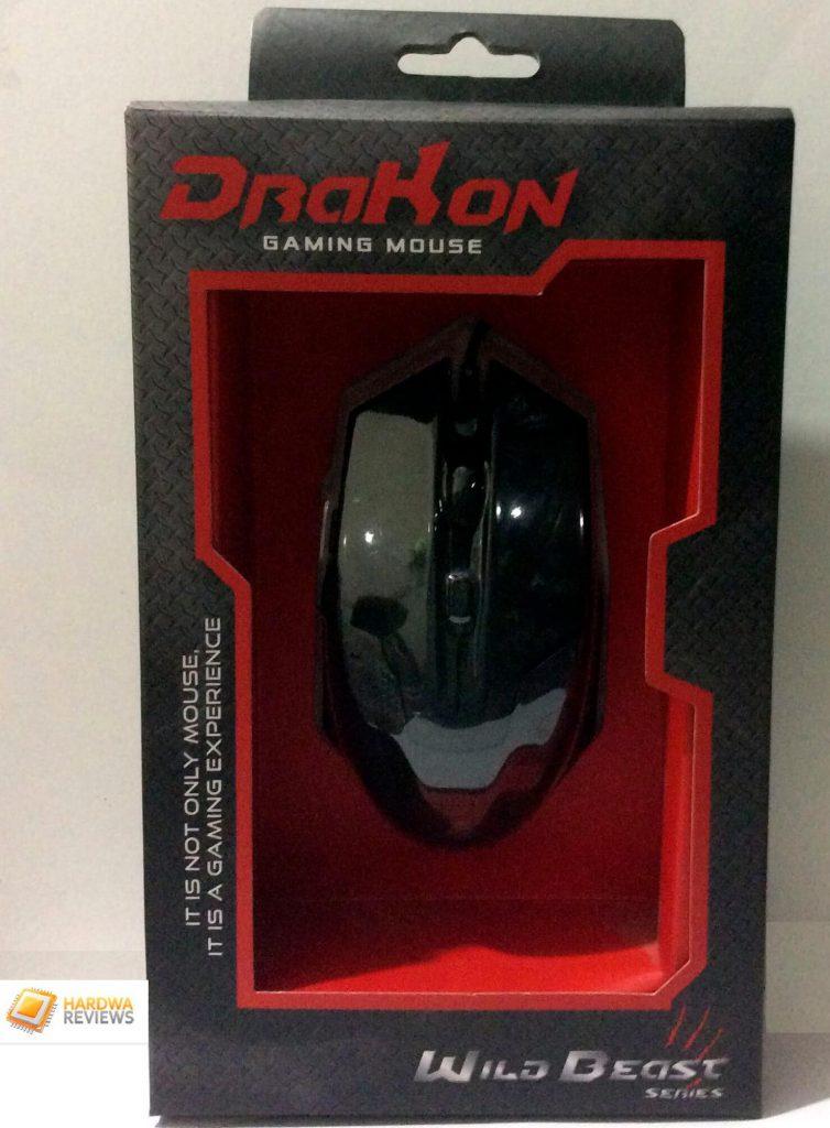 Mouse Gaming Drakon