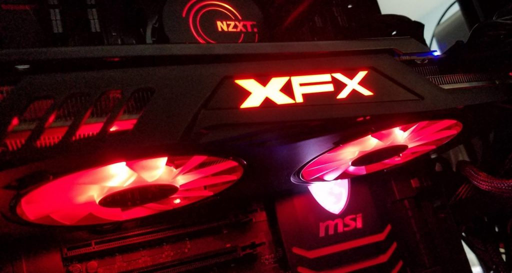 Resumen Radeon RX