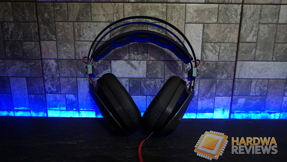 Cooler Master MasterPulse Pro 7.1 Headset Bass FX
