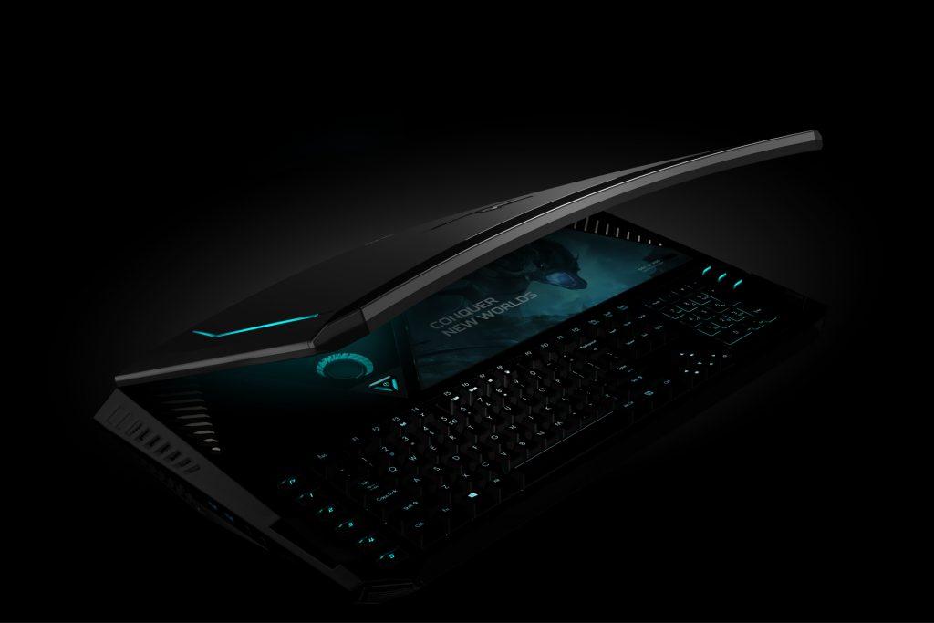 Acer patrocinador