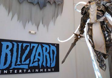 Blizzcon archivos hardwareviews for Oficinas blizzard