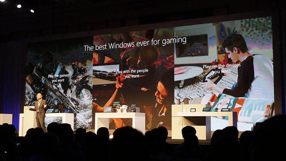 CES ASIA 2017 – Keynote Microsoft