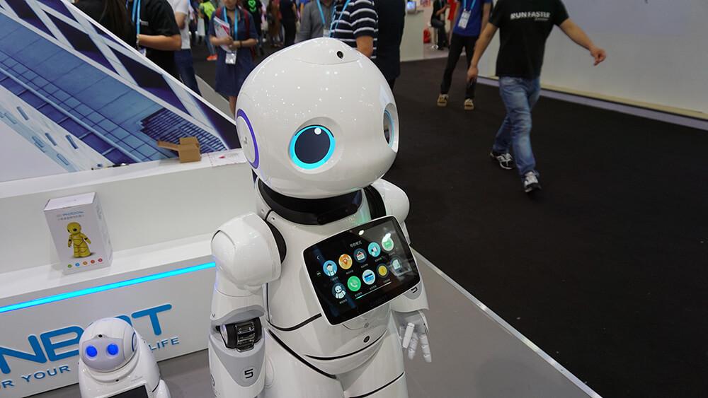CES ASIA 2017 – Nos encontramos con robots en todas partes