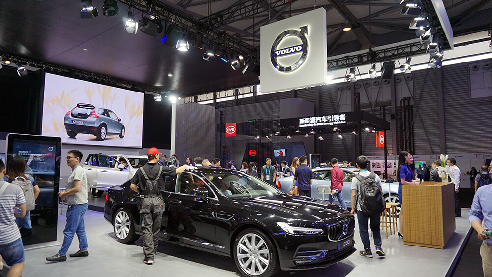 CES ASIA 2017 – El espacio para los automóviles innovadores