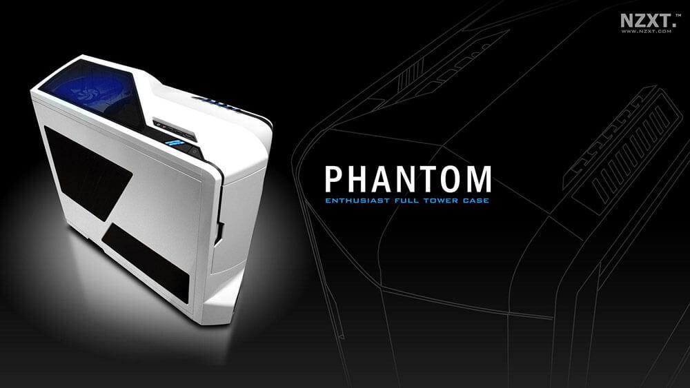 NZXT Phantom White