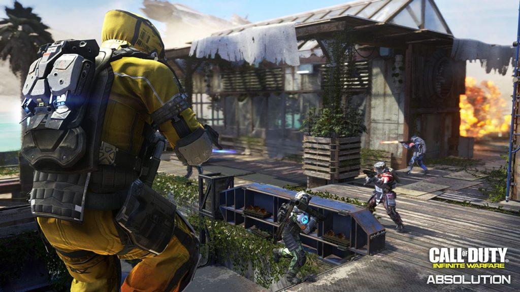 Activision e Infinity Ward