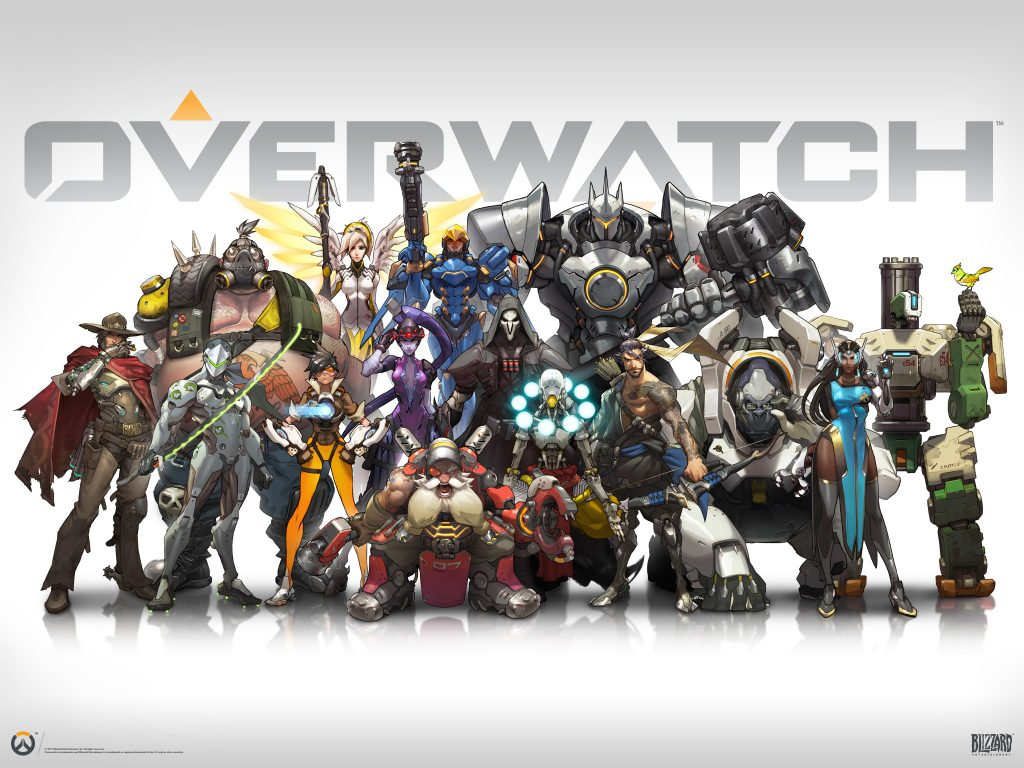 Overwatch hace