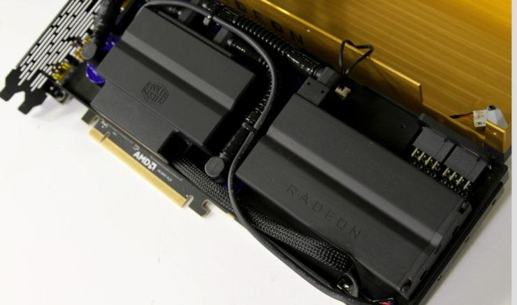 AMD Radeon Vega Frontier Liquid