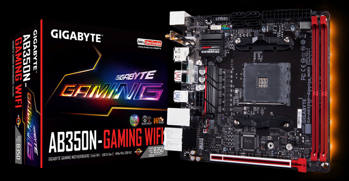 AMD AB350N