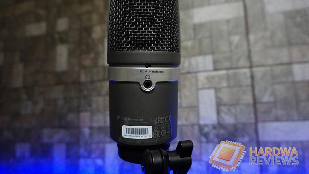 Avermedia Godwit 310 USB Microphone