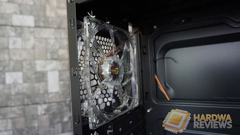 GameFactor CSG600 Case Gaming ATX