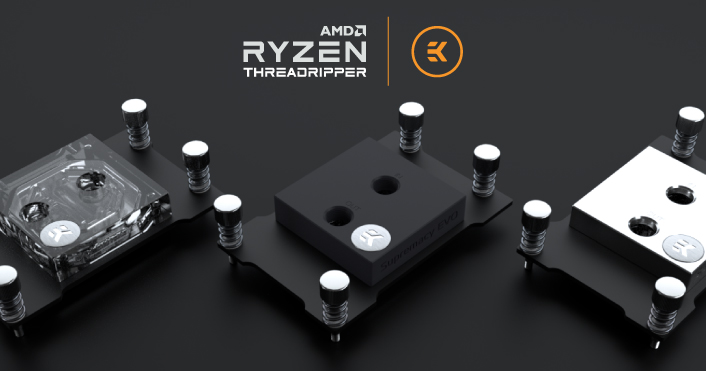 EK-Supremacy EVO Threadripper Edition
