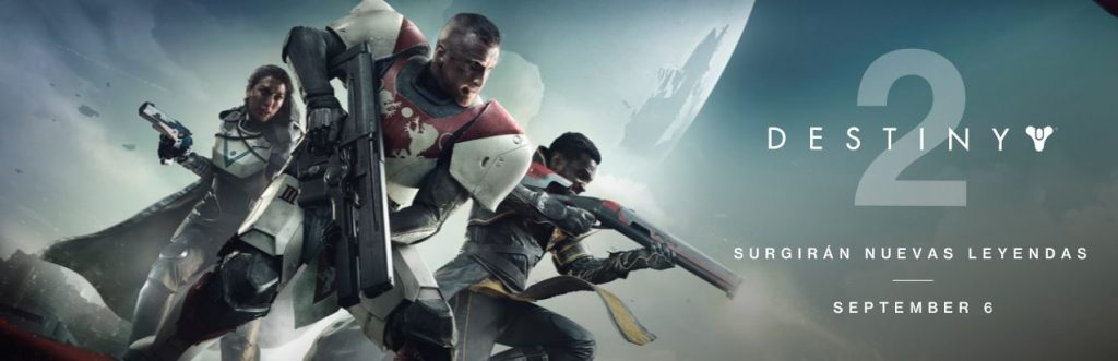 Destiny 2 presenta