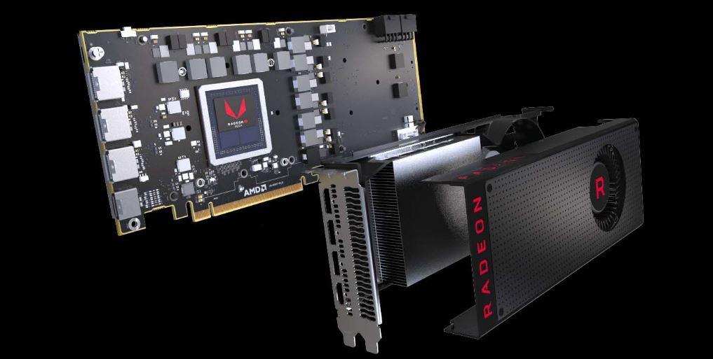 Radeon RX Vega de AMD