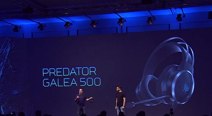 Predator Galea