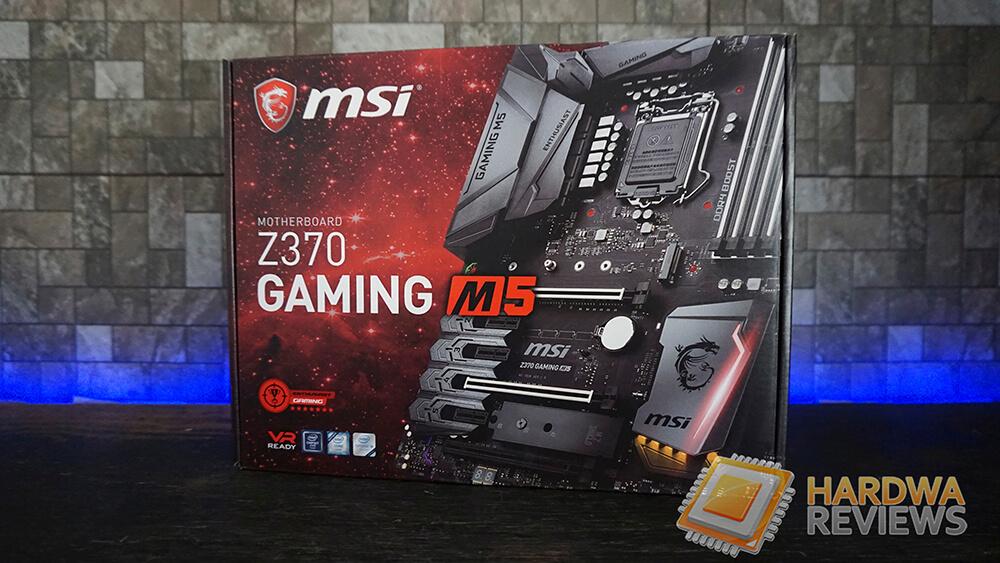 MSI Z370 Gaming M5