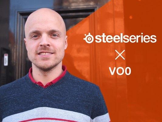 SteelSeries patrocinará