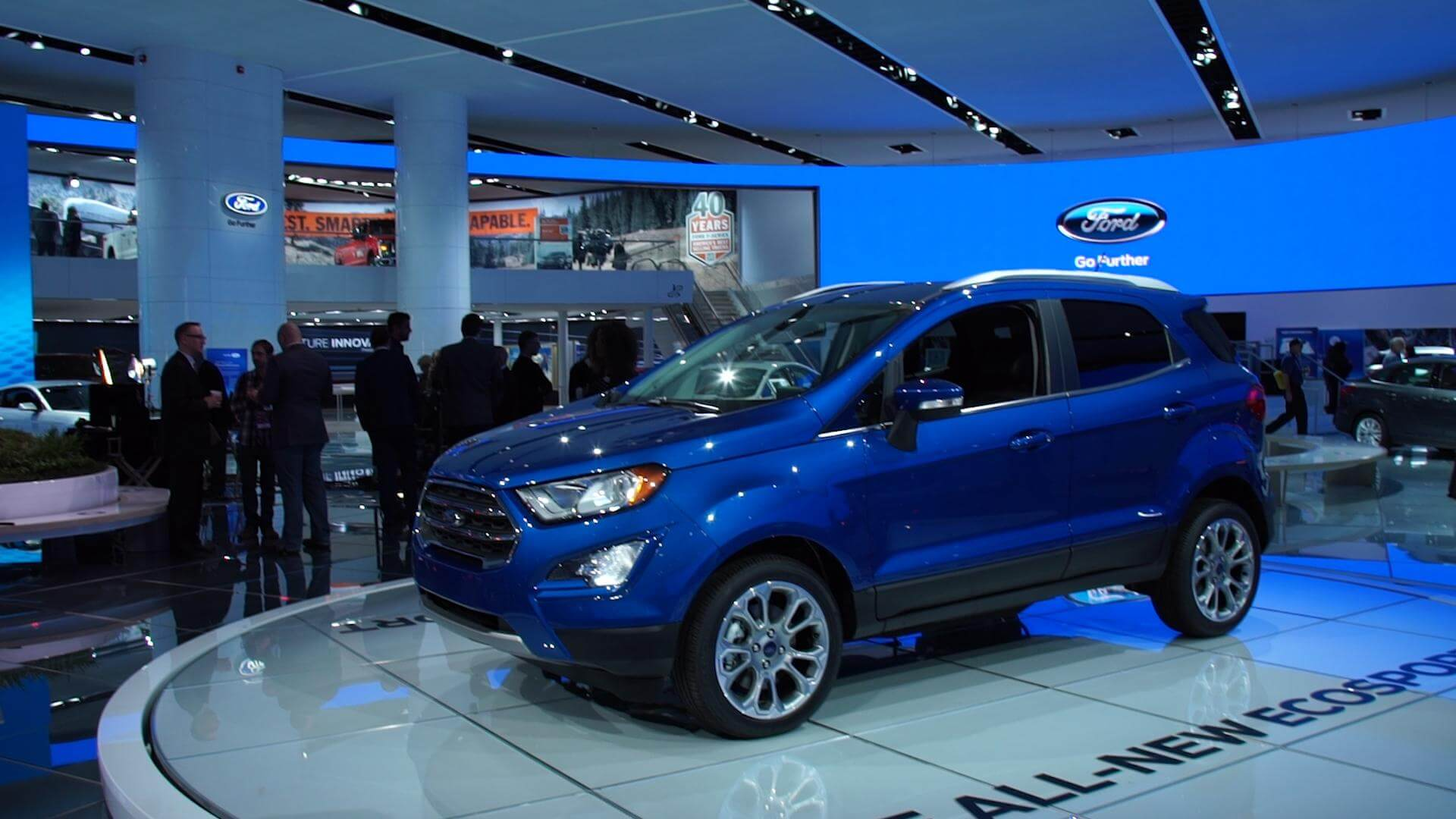 CES 2018 Ford
