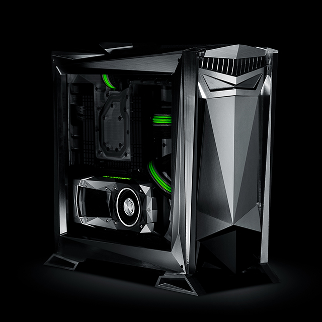 NVIDIA GeForce y GameChanger
