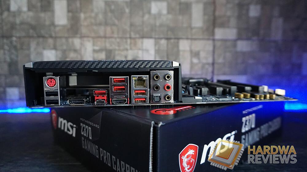 MSI Z370 Gaming Pro Carbon