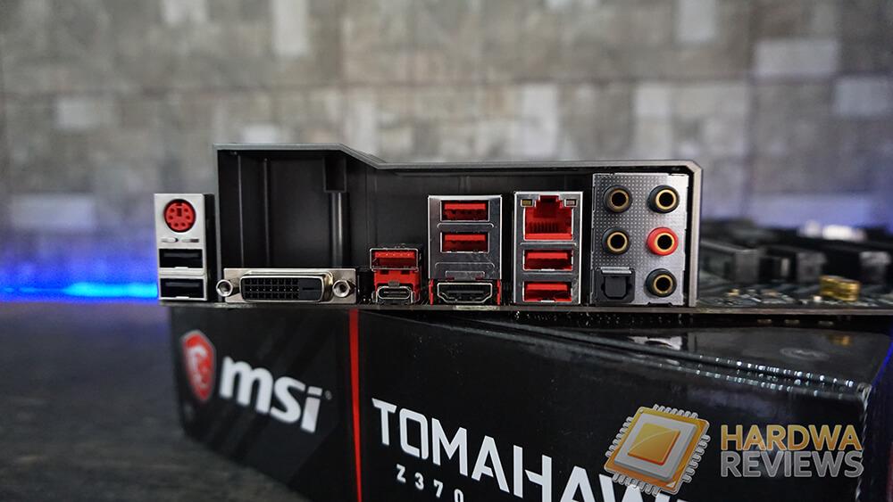 MSI Z370 Tomahawk
