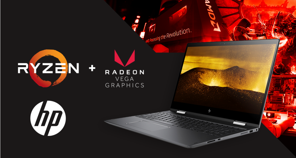 AMD redefine