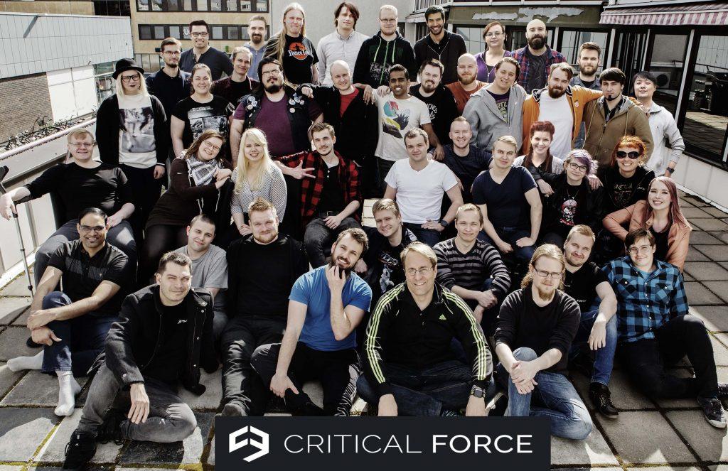 Critical Force recaudó